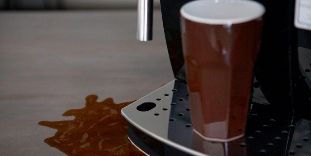 Kaffeemaschine defekt?